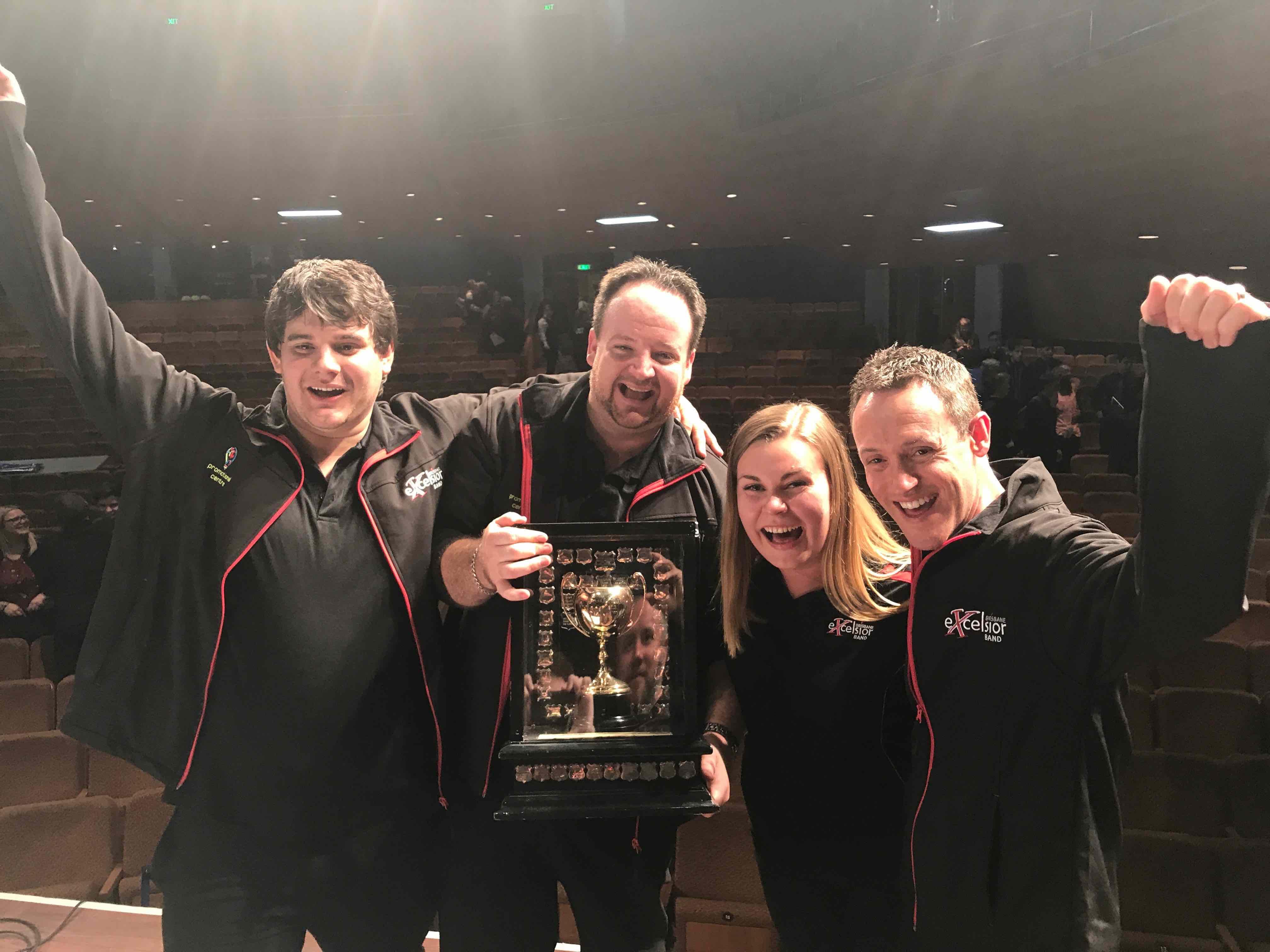 Terrific Trombones, Wellington 2017